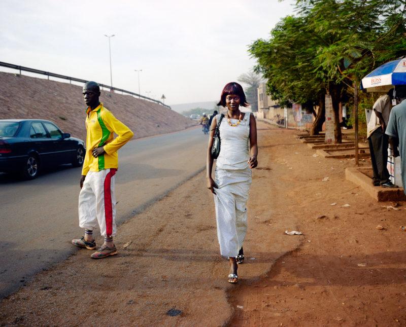 Passante Bamako